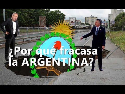 ¿Por Qué Fracasa La Economía Argentina?