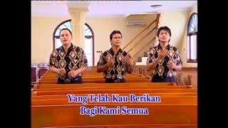 Lagu Rohani Kristen : Manisnya Kasih Tuhan ...... Nafiri Trio