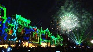 """Mickey's Mix Magic"" full first show at Disneyland"