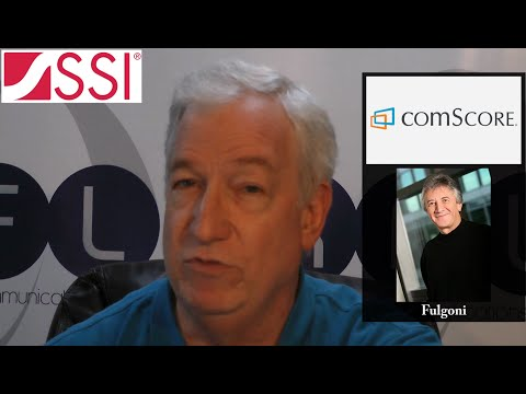 Gian Fulgoni Returns as comScore CEO. Ad spending, Google & Facebook revenues up. (RBDR 08.15.2016)