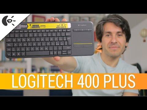 Download Logitech K400 Plus: la recensione di HDblog.it Images
