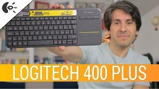 Logitech K400 Plus: la recensione di HDblog.it