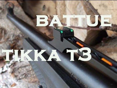 Tikka T3 Lite Battue 300 WSM Pro's and Con's