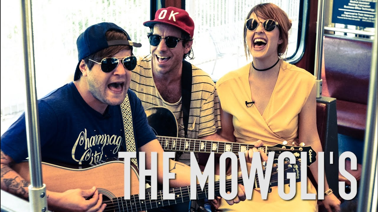 """The Mowgli's """"Freakin' Me Out"""" - A Red Trolley Show (live performance)"""
