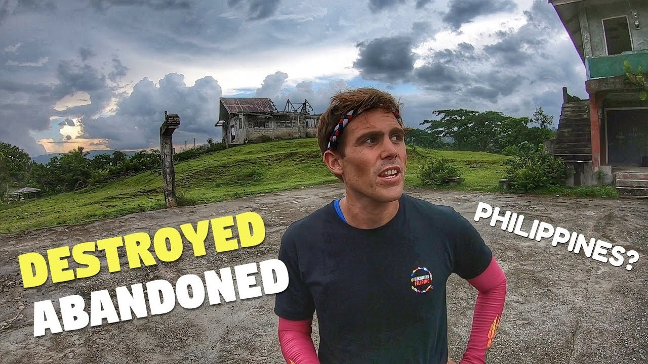 Exploring ABANDONED VILLAGE In The Philippines? (DEAD END)