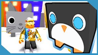 The *NEW* Giant Penguin is Impossible To Get... Roblox Pet Simulator *Rarest Pet*