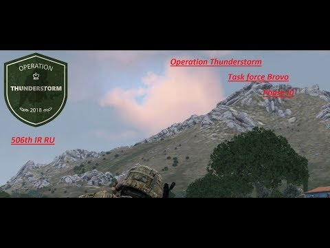 Operation Thunderstorm TFB Phase III: Arma 3 Gameplay