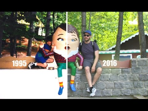 Story Land 21 Years Later - Vacation Part 2