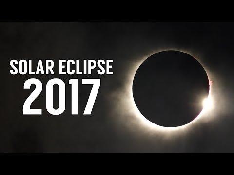 Solar Eclipse 2017 in 4K | Total Eclipse in Kentucky