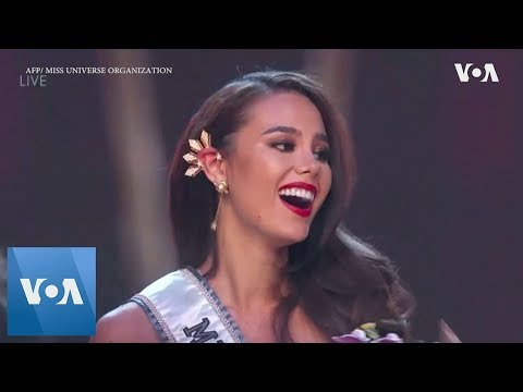Miss Philippines Crowned Miss Universe
