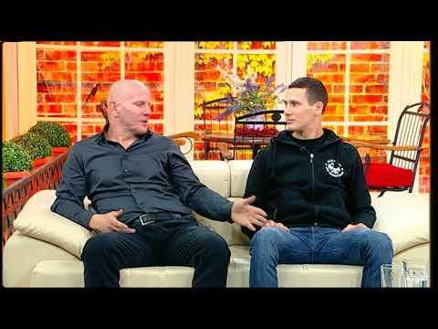 MMA U Srbiji - Dobro Jutro Srbijo - (TV Happy 07.02.2018)