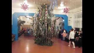 Новый год 31.12.2012 с.Неверово (нарезка видео)