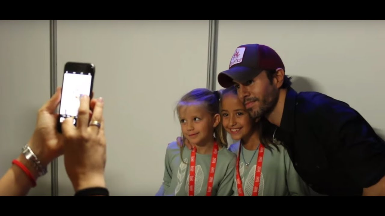 Enrique Iglesias showed an incredible video about his love for his daughter 05.03.2018 84