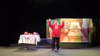 Студия «Театральные ступеньки». Басня «Крестьянин в беде».  МКУК ''ЦБС Прохоровского р-на''