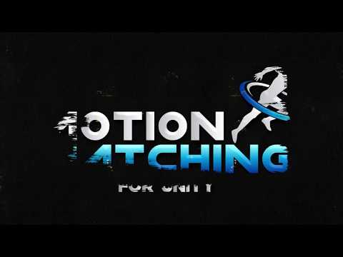 Motion Matching for Unity: Samurai Trailer