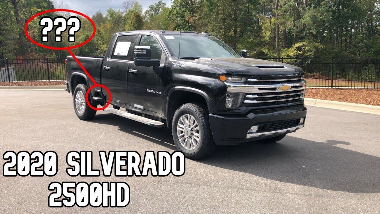 2020 Silverado Review.2020 Chevrolet Silverado 2500hd High Country Review