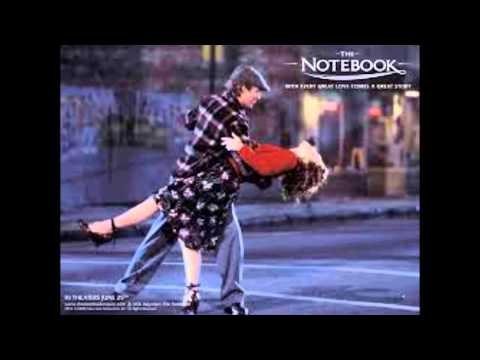 The Notebook Soundtracks + Pictures