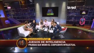 Juegos de inteligencia: Particulares pruebas que miden el coeficiente intelectual