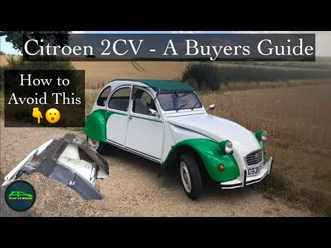 Citroen 2CV A Buyers Guide | Mistakes We Made And What To Look For!!
