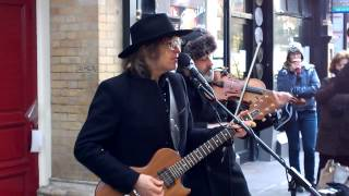 Waterboys Gaiety Theatre Dublin Busk Still A Freak The Final Take