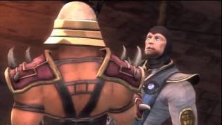 Mortal Kombat 9 - Modo historia en español (15ª parte y final)