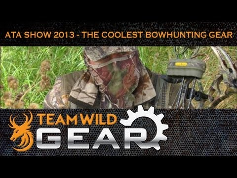 ATA Show 2013 - All the coolest new bowhunting gear!