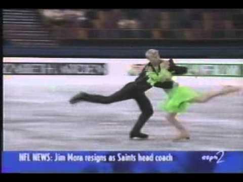 Delobel-Schoenfelder (FRA) 1996 World Juniors free program