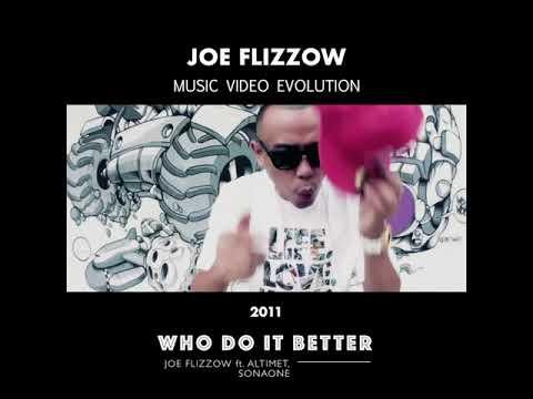 【Music Video Evolution】Joe Flizzow