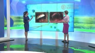 Современное протезирование зубов. Будем здоровы от 03.12.2013(, 2013-12-04T02:49:35.000Z)