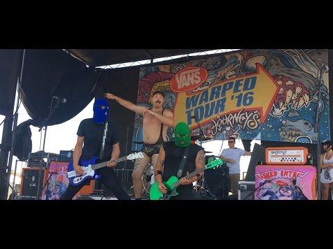 Vans Warped Tour 2016 - Masked Intruder (Full Set Live)