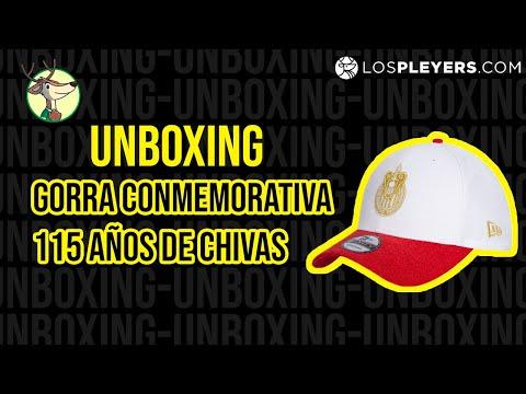 Unboxing: La Gorra que todo aficionado de Chivas sueña y desea tener