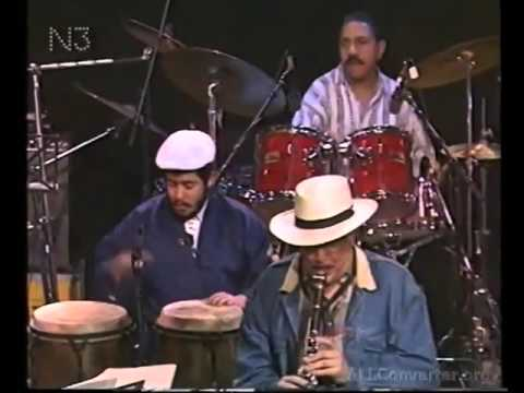 Dizzy Gillespie United Nation Orchestra Paquito D´Rivera