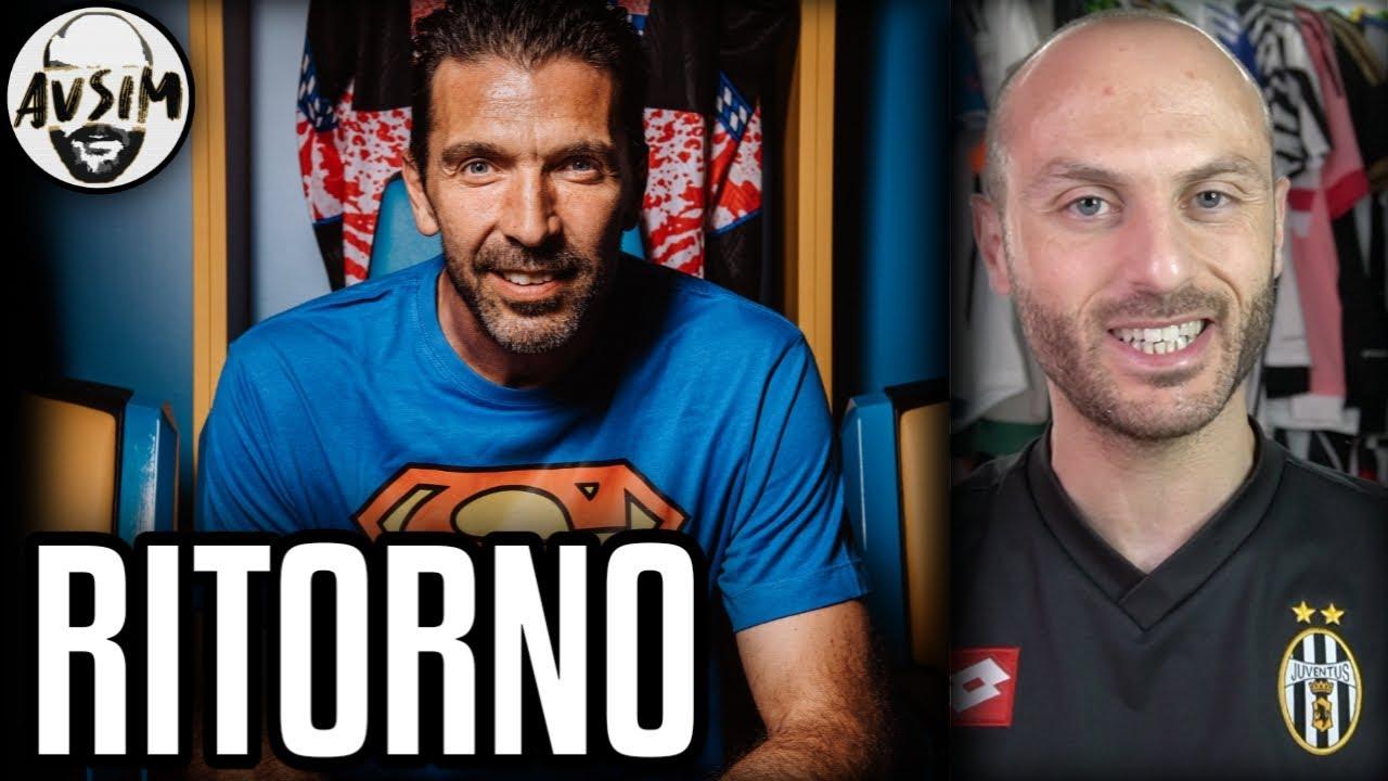 Il ritorno di Buffon al Parma e le sue parole sul PSG     Speciale Avsim
