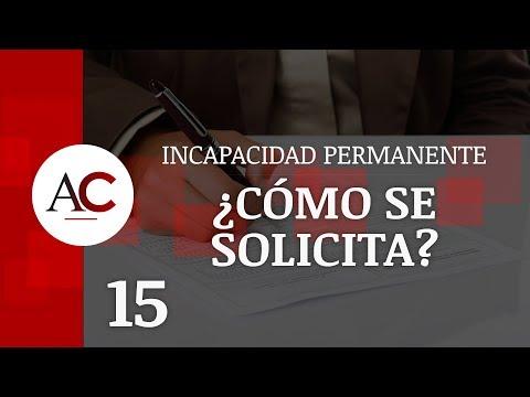 Vídeo con información sobre la incapacidad permanente