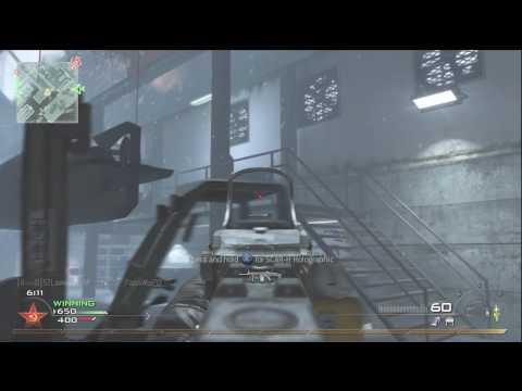 MW2 - FFA on Sub Base (ACR Gameplay)