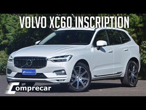 Avaliação: Volvo XC60 Inscription
