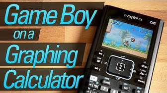 The History of TI Graphing Calculator Gaming