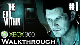 The Evil Within Walkthrough XBOX 360 / PS3 (Chapter 1: An Emergency Call)