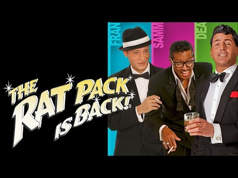 The Rat Pack is Back in Las Vegas