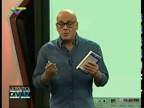 La Política En El Diván, VTV. Big Data mata la democracia. William Castillo. Venezuela