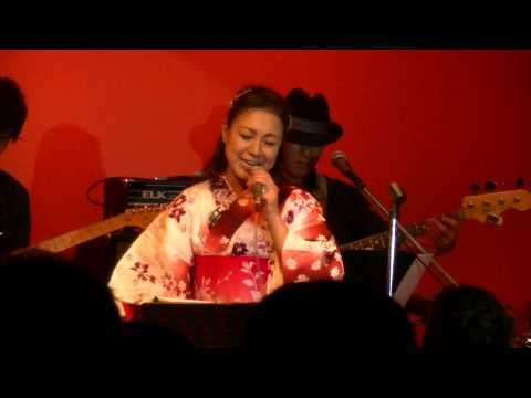 谷ちえ子「東京」夏だ祭りだ演歌だワッショイ20140810