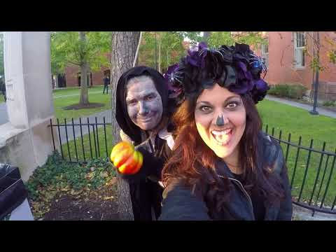 Halloween 2017 Salem Massachusetts