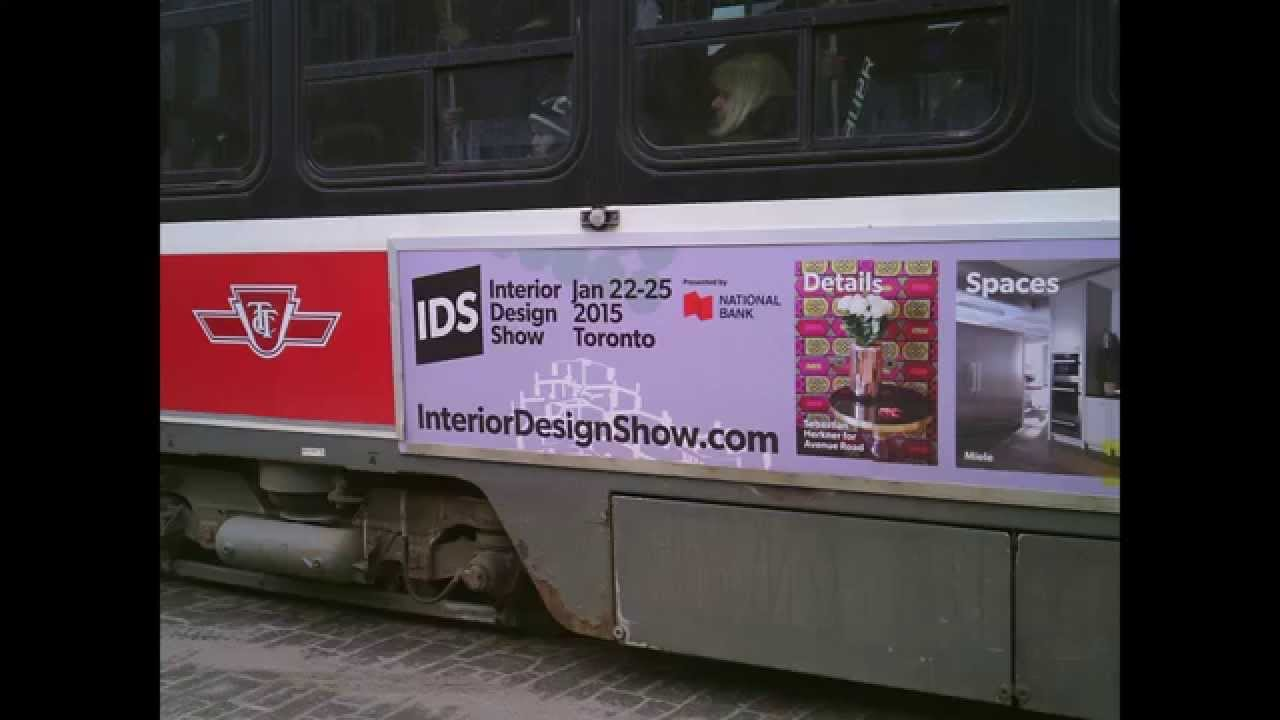 Visiting Ids 2015 Toronto Interior Design Show Youtube
