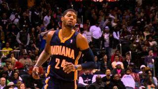 Paul George's Highlight Factory Windmill Slam