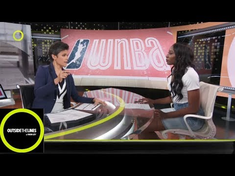 Chiney Ogwumike speaks out about WNBA pay disparity | OTL | ESPN