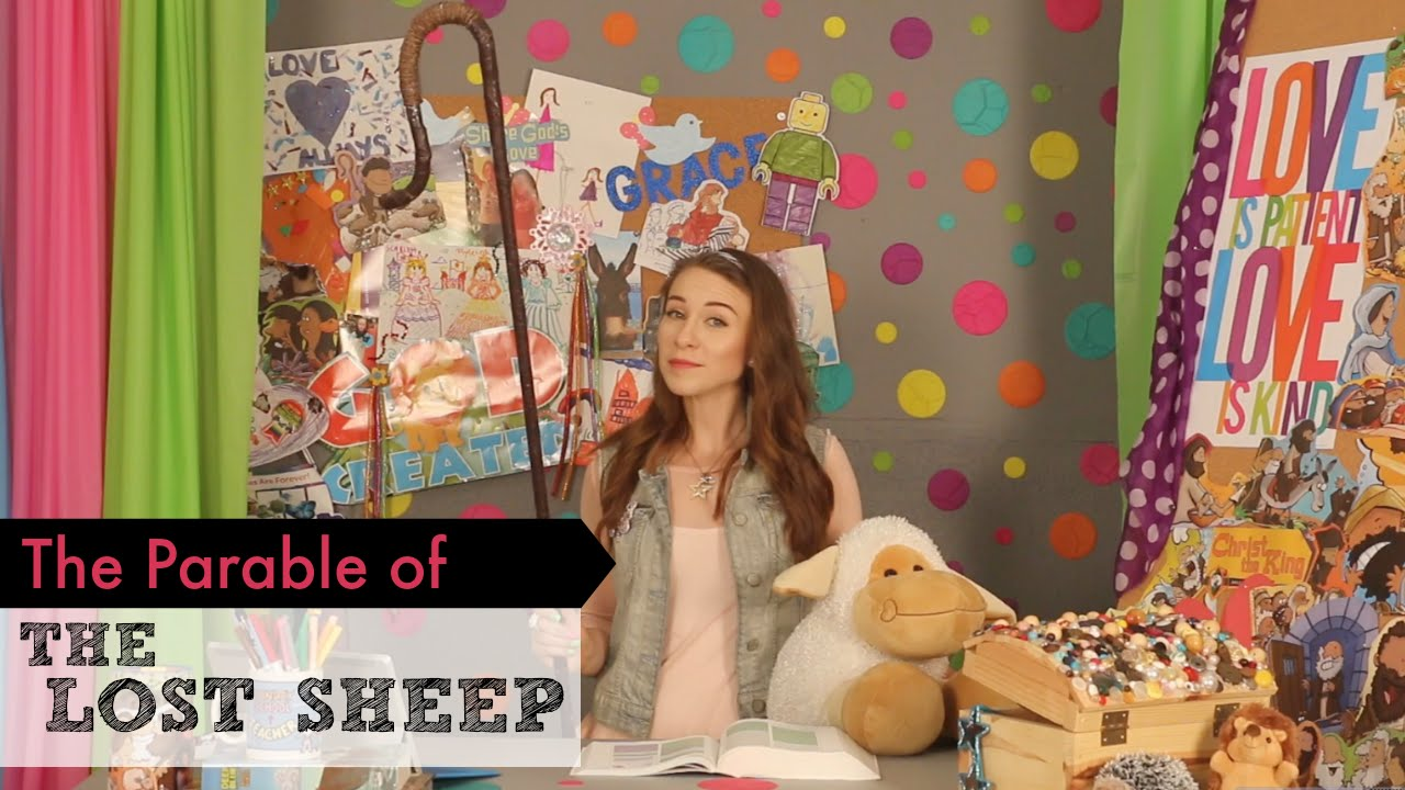 my journey the parable of the lost sheep children u0027s bible lesson