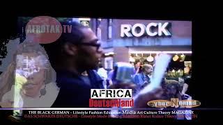 Afrika THEATER Black German Afro Schwarze Deutsche Deutschland Literatur Theatre Africa Diaspora Art