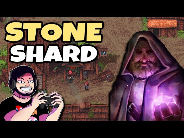 RPG por Turno INCRÍVEL! Estilo Battle Brothers [Stoneshard] | Gameplay Português PT-BR