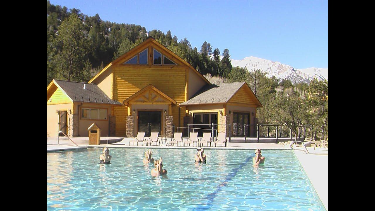 Mt Princeton Hot Springs Resort