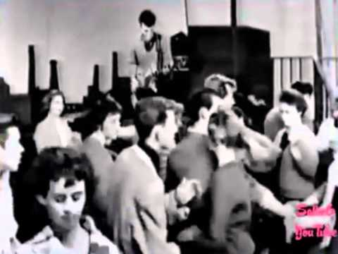 Teenagers Rock & Roll Dancing 03 from Six O'Clock Rock; 1960